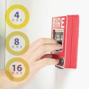 Corso per addetto all'attività di prevenzione incendi