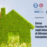 Corso Teorico-Pratico sugli Interventi di Efficientamento Energetico